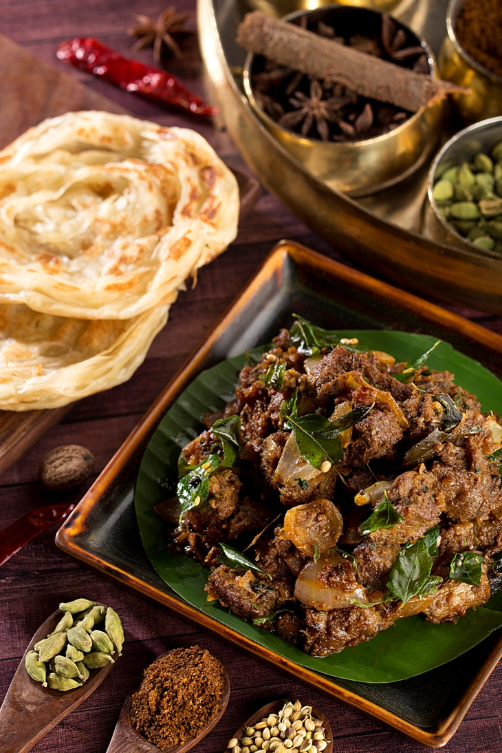 Vetrimurugun's Mutton Sukka